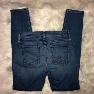 7 Seven For All Mankind The Ankle Skinny Size 24